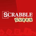 GSN Games Scrabble Cubes