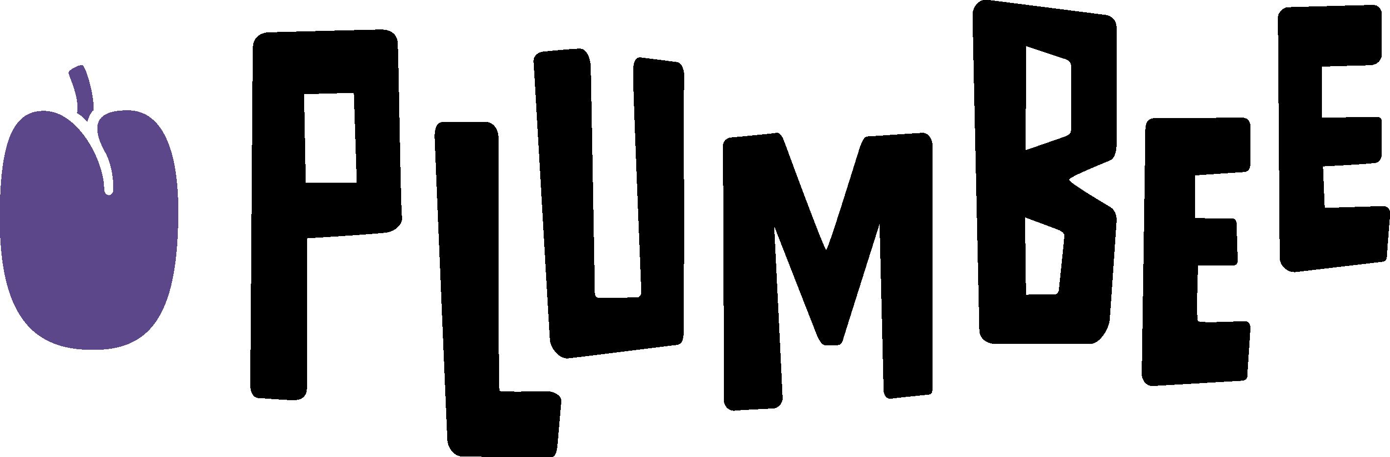PlumbeeLogo-2color-RGB-black